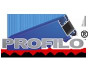 logo profilo aluminios canceleria de aluminio 3 y maquinaria para herrajes mexico jalisco aguascalientes