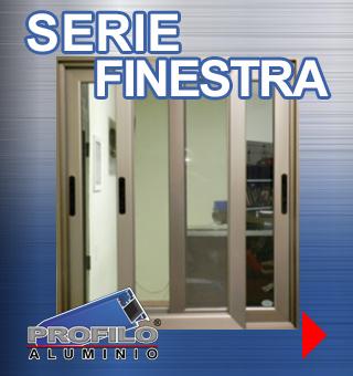 serie finestra profilo aluminio jalisco mexico ventanas puertas