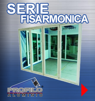 serie fisarmonica profilo aluminio jalisco mexico ventanas puertas