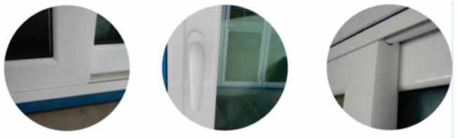 detalle serie ragazza profilo aluminio herrajes puertas ventanas jalisco mexico aguas calientes